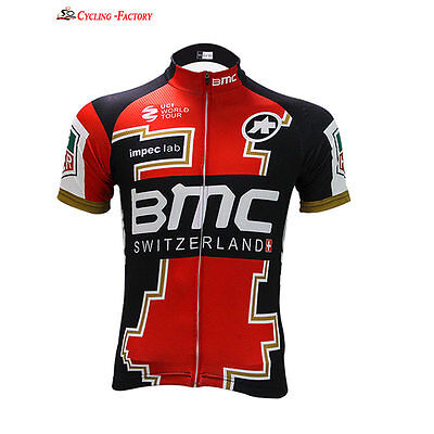 2017 New Cycling Jersey Team Men's Bicycle Clothing Bike Short Sleeve Shirt