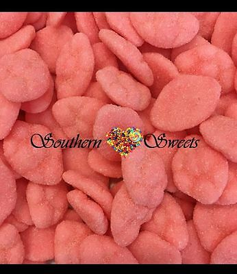 PINK CLOUDS PINK LOLLIES GUMMY approx 250ct 1kg Bag