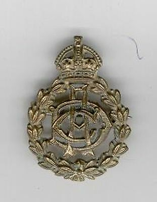 Military Great Britain United Kingdom Army Dental Corps Sweetheart Brooch  Ww2