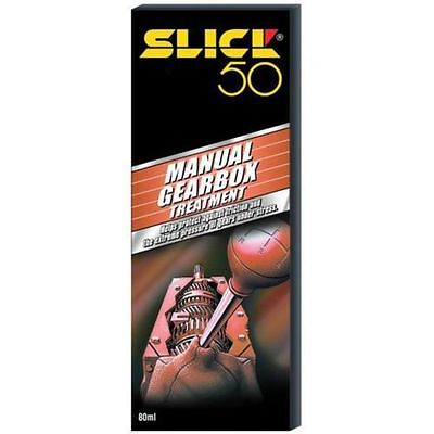 Slick 50 Manual Gearbox Gear Oil Treatment Additive with PTFE Reduces Friction