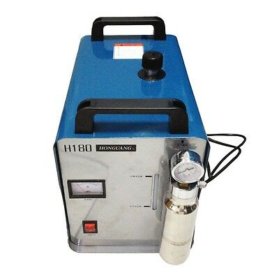 H180 Portable Oxygen Hydrogen Water Welder Flame Polisher Polishing Machine