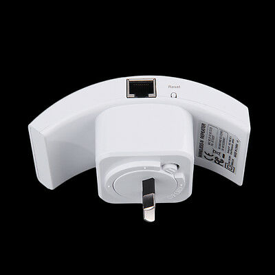 300Mbps Wireless N 802.11 AP Wifi Range Router Repeater Extender Booster Lot CJR
