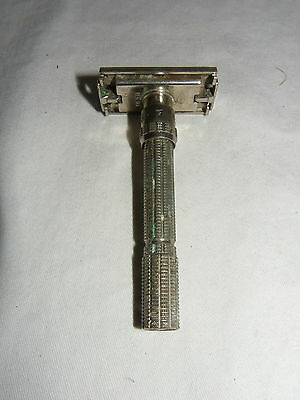 Gillette Adjustable RASIERER NASSRASIERER RASIERHOBEL      #0257