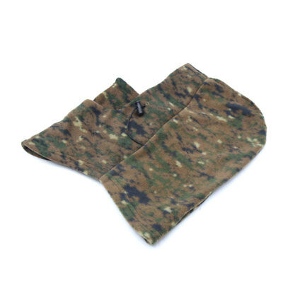 Motorcycle Cycling Camouflage Design Windproof Face Mask Cap Neck Protector