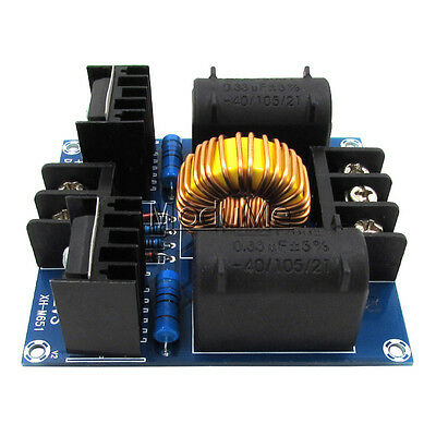 DC 12-30V ZVS Tesla Coil Marx Generator High Voltage Power Supply Module MO