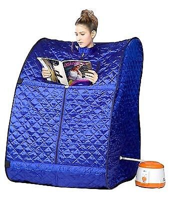 Portable Therapeutic Steam Sauna Head Cover Full Body