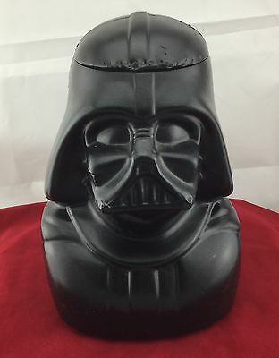 Vintage Star Wars Darth Vader Head Container (80)