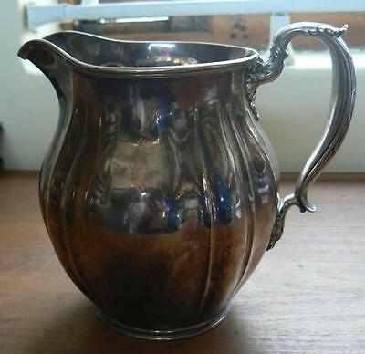 ANTIQUE TIFFANY & Co SOLID STERLING SILVER PITCHER
