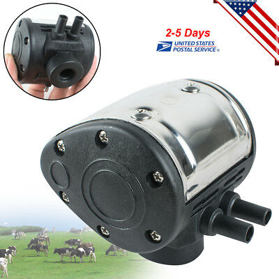US! L80 Pneumatic Pulsator Used for Farm Cow Milker Milking Machine Cattle Dairy