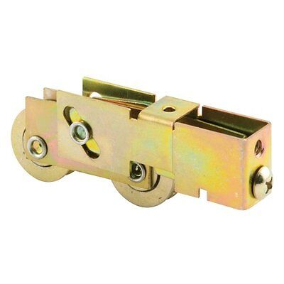 Prime-Line Products D 1791 Sliding Door Tandem Roller Assembly with 1-1/8-Inch S