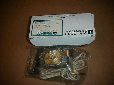 Reliance Brake Coil 413366-Ah  230/460V New Old Stock (Nos) In Original Box!!
