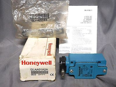 HONEYWELL * NEW in BOX w/Paperwork * GLAA01A2A * LIMIT MICRO SWITCH * NEW in BOX