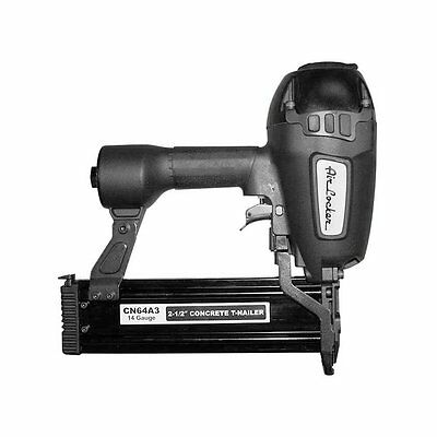 Air Locker CN64A3 5/8 Inch to 2-1/2 Inch Heavy Duty Concrete T Nailer
