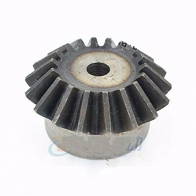 1Pc 5M18T Metal Bevel Gear 5.0 Mod 18Tooth 1:1  90° Pairing 45# Steel Bevel Gear