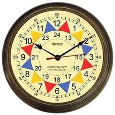 Operations Room Sector Clock by Trintec, RAF, Battle of Britain  MIS-0115