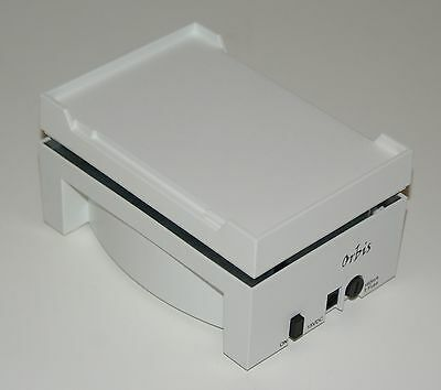 Mikura Orbis 1.075 Personal Microplate Shaker (New & Boxed)