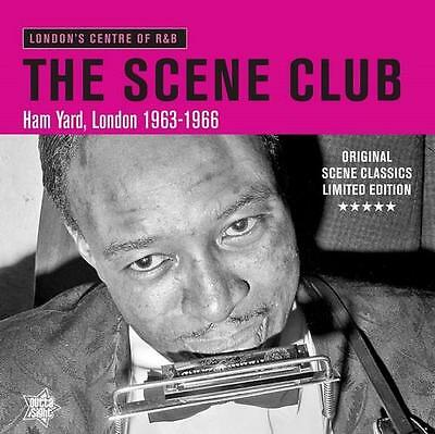 The Scene Club Ham Yard London 63-66 New Sealed Northern Soul R&b Lp Vinyl Mod