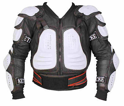 Peto Integral Moto cross Enduro Quad M10, Talla L