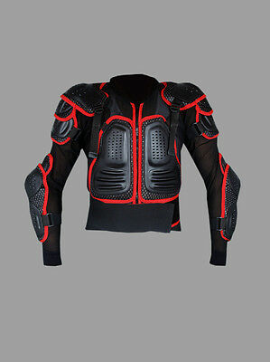 Peto Integral Moto cross Enduro Quad M10 rojo, Talla S