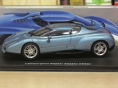 Collection LAMBORGHINI 48 - Raptor Zagato  IXO 1:43