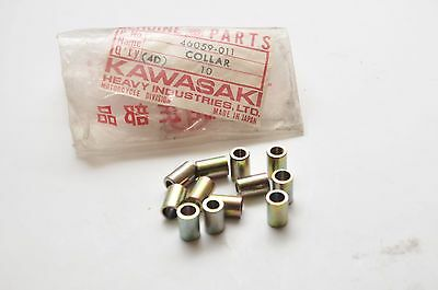 NEW Kawasaki NOS 46059-011 COLLAR,LEVER CLUTCH A1 A7 W1 F11 S2 H1 G4++ LOT OF 12