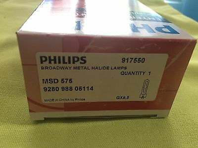 PHILIPS MSD 575 LAMP - **reduced**