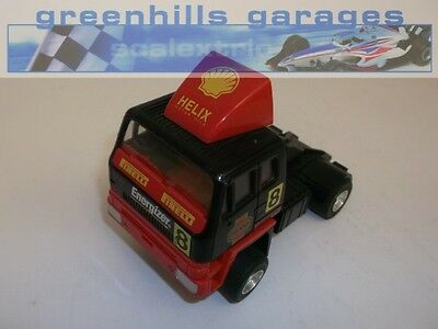 Greenhills Scalextric Racing Truck Energizer No 8 C538 Used – 18754