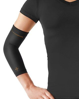 NEW Tommie Copper Women's Recovery Vantage Elbow Sleeve Size S/ Black