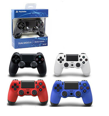 PS4 Controller adopted ergonomic design, built-in Speaker ect,