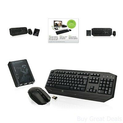 IOGEAR KeyMander Keyboard And Mouse Adapter For PS4, PS3, Xbox One and Xbox 360