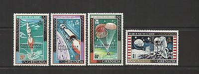 Grenada ~ 1970 Philympia 70 London Exhibition  (Mint Mnh)