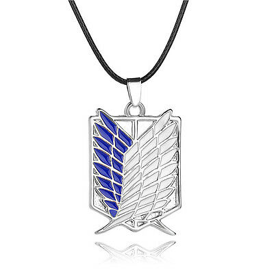 Attack on Titan Scout Regiment Logo Necklace