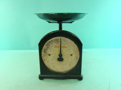 Antique Early England Salter Weighing Kitchen Science Lab Scale 10lb No. 34