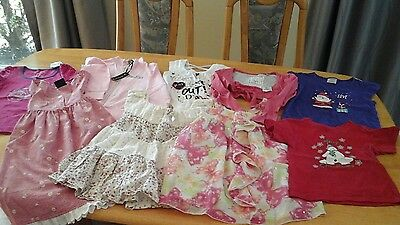 Bulk Girls Tops /Jackets /Dresses/T-shirts (#16#29 #28#)(9 items in total)