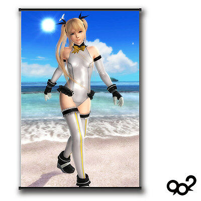 Dead Or Alive Xtreme Marie Rose Beach Poster Wall Mural Scroll Painting 60*90cm