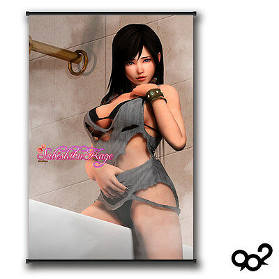 Dead Or Alive Xtreme Kokoro こころ Bathroom Poster Wall Scroll Painting 60*90cm