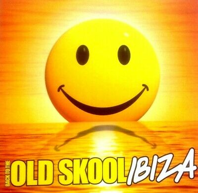 Back To The Oldskool Ibiza - 2 X Cds 90S / 2000 Ibiza House Trance Cd Cdj Dj