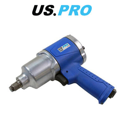 "US PRO 1/2"" Air  Impact Wrench Gun Torque 569NM 420ft/lb 8588"