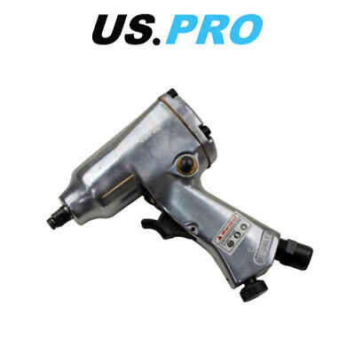 "US PRO Tools 3/8"" Dr Air Impact Wrench Gun 176NM 8597"
