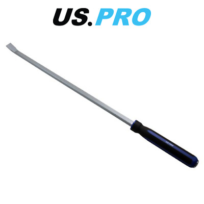 """US PRO 36"""" Heavy Duty Angled pry Bar Crow Lever 6787"""