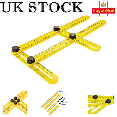 New Angle izer Multi-Angle Ruler Template Tool 836 General Measuring Tools