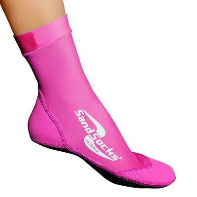 Original SAND SOCKS by Vincere Pink AquaSocks Sandsocks Beachsocken Rosa NEU