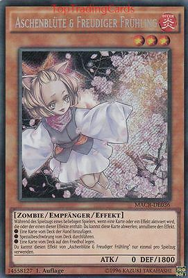 Yugioh | Maximum Crisis MACR-DE | Secret Ultra Rare Auswahl choose NEU