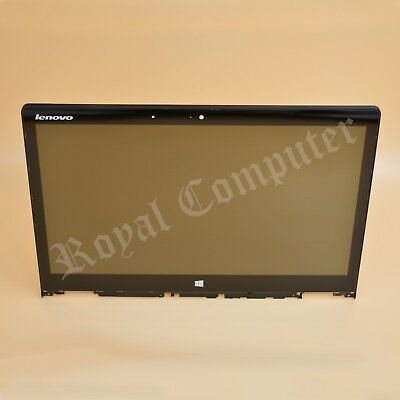 "New Lenovo Yoga 3 14 80QD 80JH 14"" FHD LCD Touch Screen Digitizer Panel"