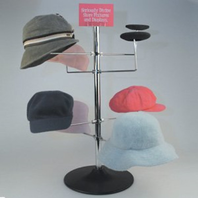 Counter hat display
