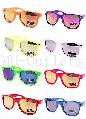 New Kids Fashion Wayfarer Sunglasses For Boys Girls Ages 3-10 Children (#F058)