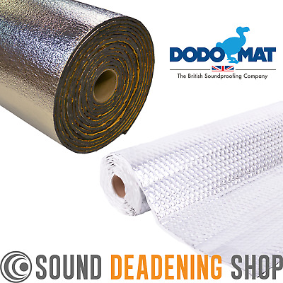 Dodo Mat Van Sound Deadening And Insulation Kit for VW Volkswagen T2 T4 T5 T6