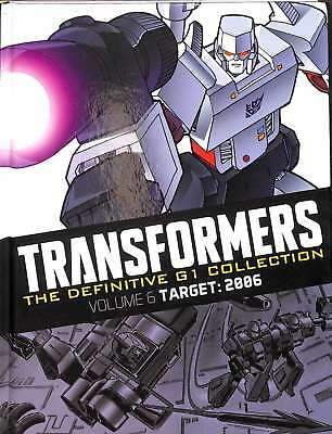Transformers - the Definitive G1 Collection vol 6 : Target 2006 (2016), various,