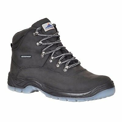 Mens Steelite All Weather Boot Waterproof Safety Toe Cap Midsole Portwest FW57