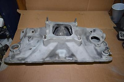 Small Block Chevy Weiand 7508 Intake Manifold - More Power